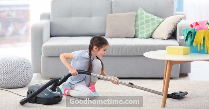 Test the ability of your canister vacuum's maneuverability