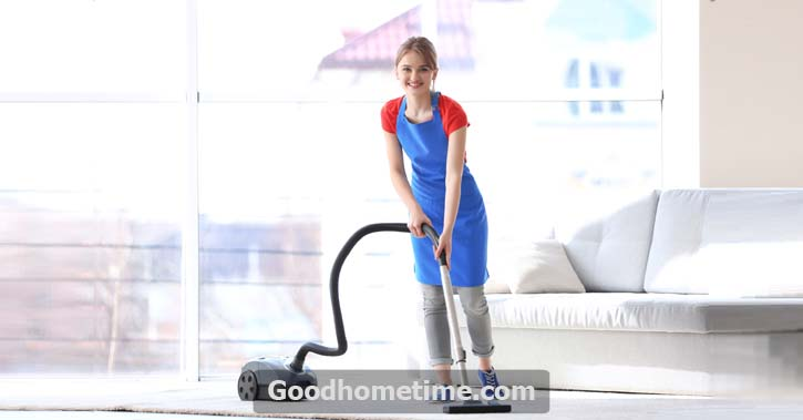 Vacuum cleaners help you easily to reach those bugs with no stress or danger to yourself