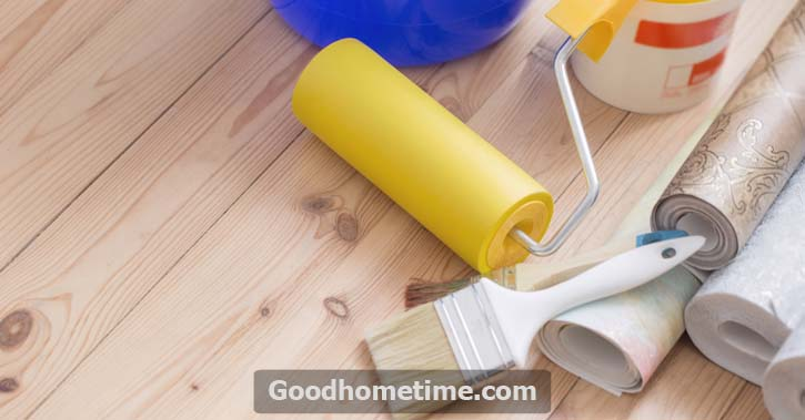 How to Install Glue-Down Vinyl Plank Flooring (with Maintenance tips)