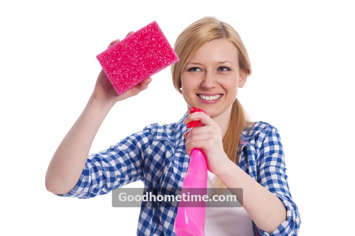 It's essential to make use of a cloth to dry excess liquid that may have formed