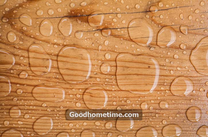 spray the mixture onto the surface of your laminate floor