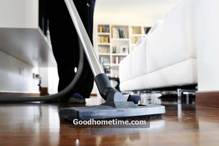 For those who use an electric vacuum, please avoid using the beater bar on your laminate floors