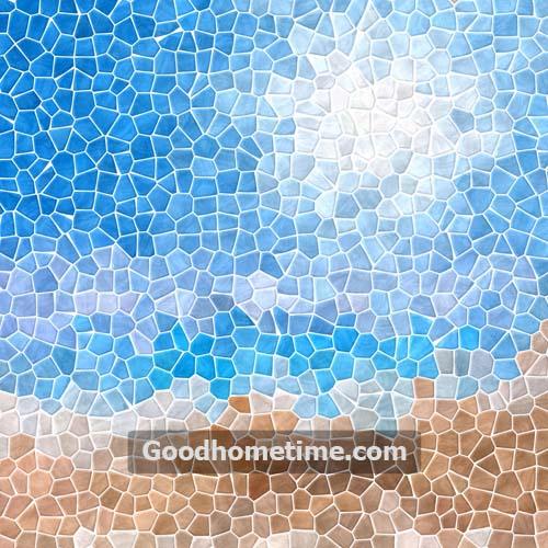 468.2. mosaic-blue-sky-over-sand