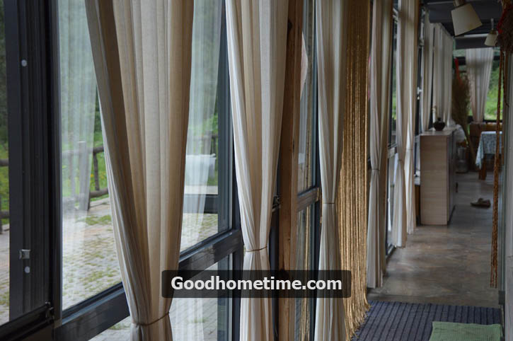 Natural Products That Can Be Washed Curtains At Home