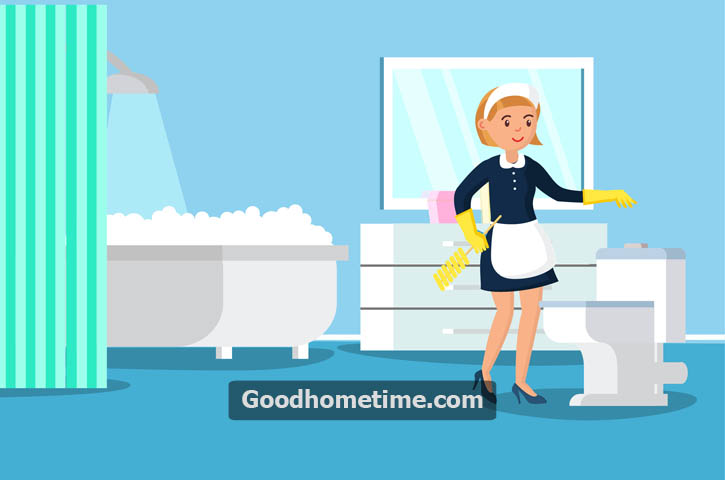 Most people prefer deep cleaning, usually during the spring season or before moving to a new home.